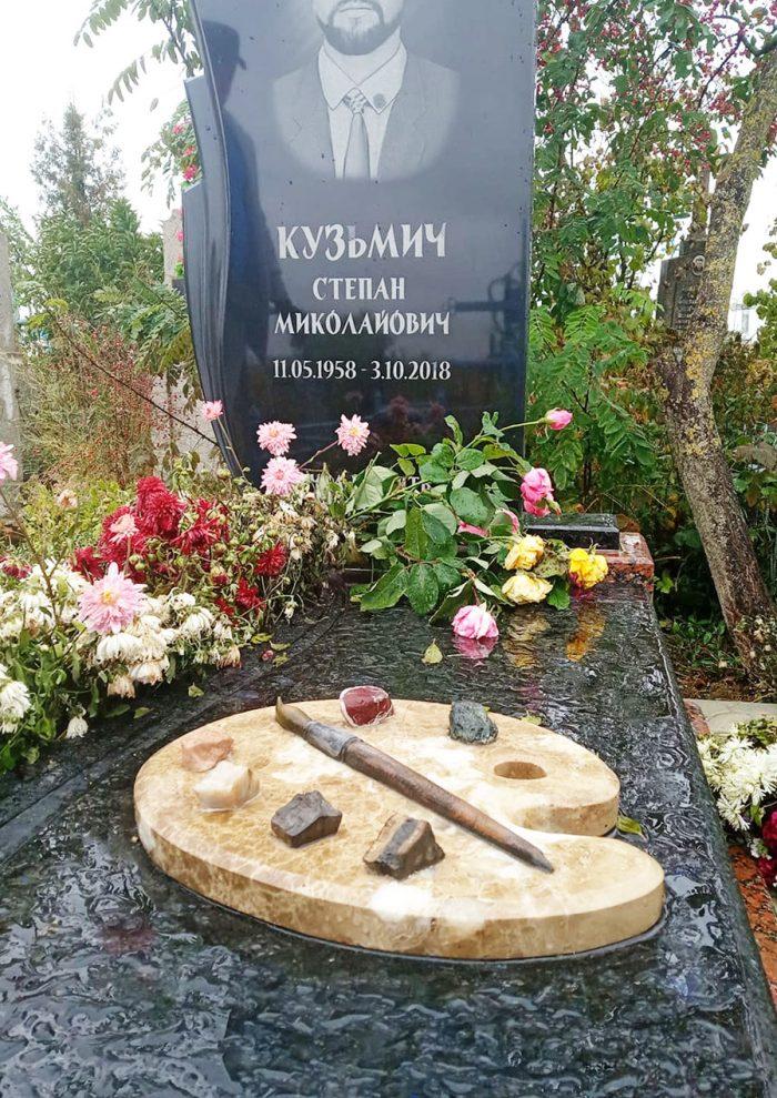 ексклюзивний памятник художнику луцьк