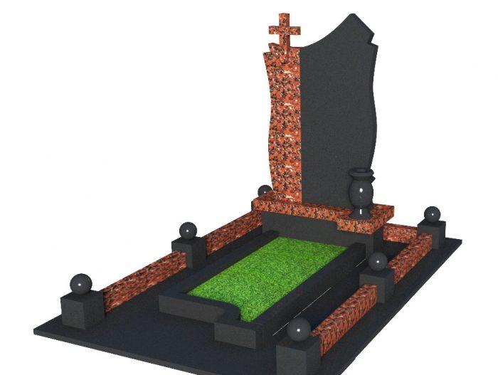 проект надгробного памятника