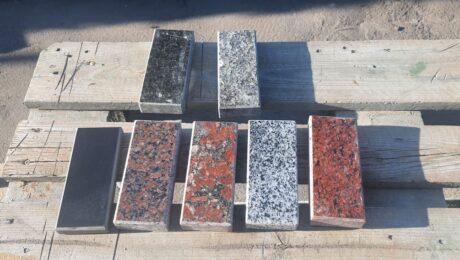 зразки види гранітів